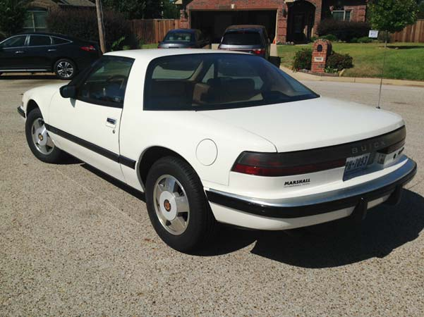 1988 White Reatta Coupe - For Sale 3,500 - Buy or Sell Classic Buick ...