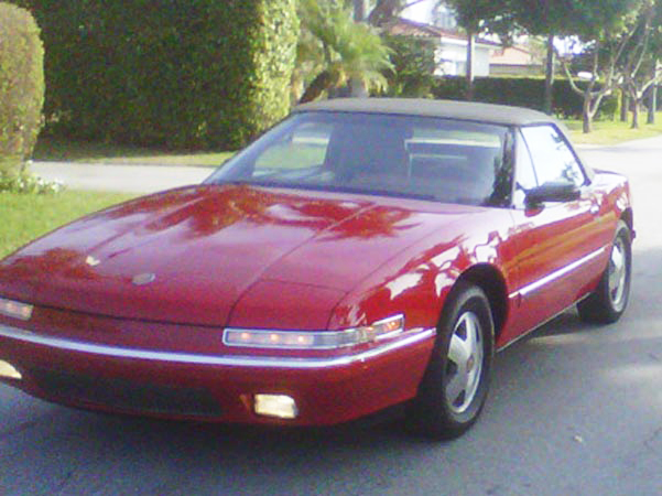 1990-12 Red Ragtop